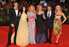 Madonna and W.E. cast at the world premiere of W.E. at the 68th Venice Film Festival - Update 5 (5)