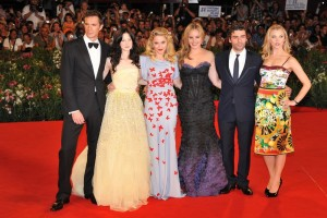 Madonna and W.E. cast at the world premiere of W.E. at the 68th Venice Film Festival - Update 5 (6)