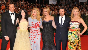 Madonna and W.E. cast at the world premiere of W.E. at the 68th Venice Film Festival - Update 5 (11)