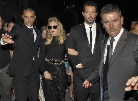Madonna at the Gucci Award for Women in Cinema (4)