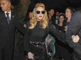 Madonna at the Gucci Award for Women in Cinema (3)