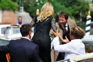 Madonna's second day at the 68th Venice Film Festival (3)