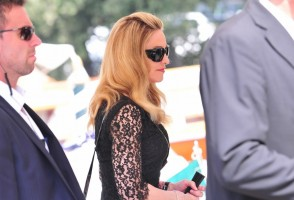 Madonna's second day at the 68th Venice Film Festival (9)