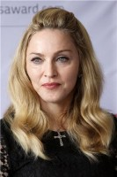 Madonna at the Movie Star Lounge at the 68th Venice Film Festival (3)