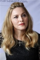 Madonna at the Movie Star Lounge at the 68th Venice Film Festival (5)