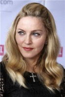 Madonna at the Movie Star Lounge at the 68th Venice Film Festival (9)