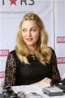 Madonna at the Movie Star Lounge at the 68th Venice Film Festival (10)