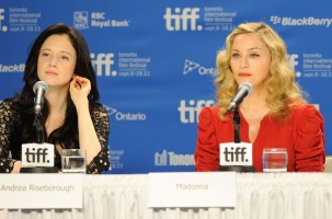 Madonna at the Toronto International Film Festival, 12 September 2011 - Update 3 (7)