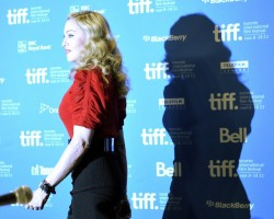 Madonna at the Toronto International Film Festival, 12 September 2011 - Update 4 (7)