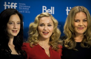 Madonna at the Toronto International Film Festival, 12 September 2011 - Update 1 (8)