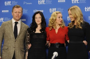 Madonna at the Toronto International Film Festival, 12 September 2011 - Update 1 (1)