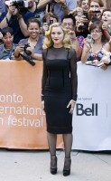Madonna at the Toronto International Film Festival, 12 September 2011 (2)