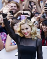 Madonna at the Toronto International Film Festival, 12 September 2011 (5)