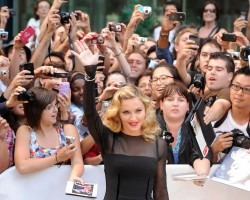 Madonna at the Toronto International Film Festival - Red Carpet, 12 September 2011 - Update 4 (8)