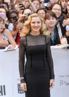 Madonna at the Toronto International Film Festival - Red Carpet, 12 September 2011 - Update 2 (6)