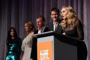 Madonna at the Toronto International Film Festival - Red Carpet, 12 September 2011 - Update 3 (25)