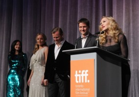 Madonna at the Toronto International Film Festival - Red Carpet, 12 September 2011 - Update 3 (40)