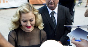 Madonna at the Toronto International Film Festival - Red Carpet, 12 September 2011 - Update 3 (49)