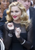 Madonna at the Toronto International Film Festival - Red Carpet, 12 September 2011 - Update 1 (6)