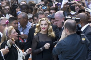 Madonna at the Toronto International Film Festival - Red Carpet, 12 September 2011 - Update 1 (8)
