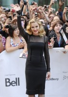Madonna at the Toronto International Film Festival - Red Carpet, 12 September 2011 - Update 1 (10)