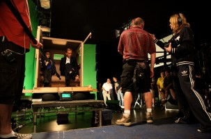 Behind the scenes  - W.E. Madonna (2)