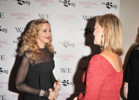Madonna at the Green Room of TIFF, 12 September 2011 (3)