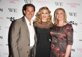 Madonna at the Green Room of TIFF, 12 September 2011 (7)