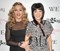 Madonna at the Green Room of TIFF, 12 September 2011 (9)