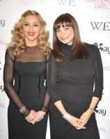 Madonna at the Green Room of TIFF, 12 September 2011 (10)