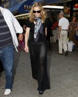Madonna out and about in New York, 13 September 2011 (7)
