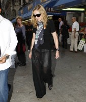 Madonna out and about in New York, 13 September 2011 (12)