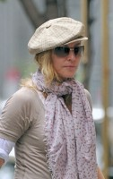 Madonna at the Kabbalah Centre in New York, 24 Septembre 2011 (2)