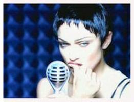 Madonna Rain Video Outtakes (5)