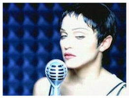 Madonna Rain Video Outtakes (7)