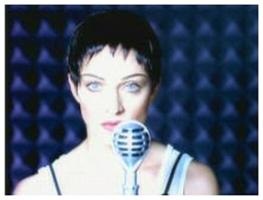 Madonna Rain Video Outtakes (10)
