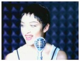 Madonna Rain Video Outtakes (11)