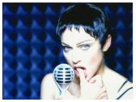 Madonna Rain Video Outtakes (12)