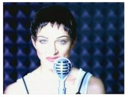 Madonna Rain Video Outtakes (13)