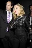 Madonna at The Skin I Live In after-party, 13 October 2011 (2)