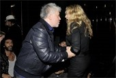 Madonna at The Skin I Live In after-party, 13 October 2011 (4)