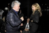 Madonna at The Skin I Live In after-party, 13 October 2011 (5)