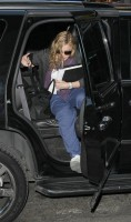 Madonna out and about in New York, 17 October 2011 (1)