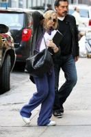 Madonna out and about in New York, 17 October 2011 (14)