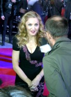 Madonna at the UK premiere of W.E. at the BFI London Film Festival - 23 October 2011 - UPDATE 1 (2)