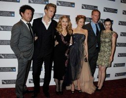 Madonna at the UK premiere of W.E. at the BFI London Film Festival - 23 October 2011 - UPDATE 4 (16)