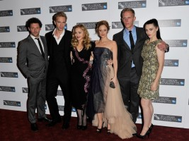 Madonna at the UK premiere of W.E. at the BFI London Film Festival - 23 October 2011 - UPDATE 5 (10)