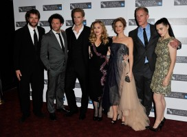 Madonna at the UK premiere of W.E. at the BFI London Film Festival - 23 October 2011 - UPDATE 5 (14)