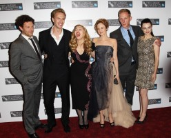 Madonna at the UK premiere of W.E. at the BFI London Film Festival - 23 October 2011 - UPDATE 5 (21)