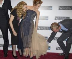 Madonna at the UK premiere of W.E. at the BFI London Film Festival - 23 October 2011 - UPDATE 6 (6)